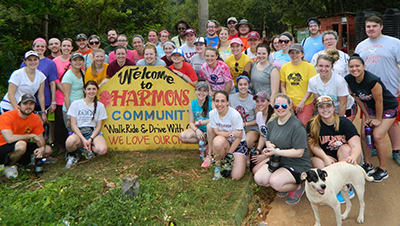 LHU students, faculty travel to Jamaica for spring break mission trip