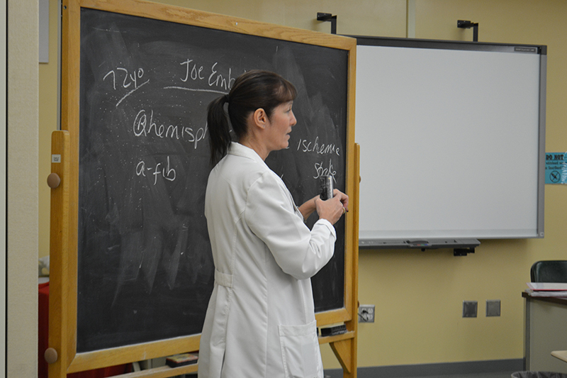 Nursing Instructor Image