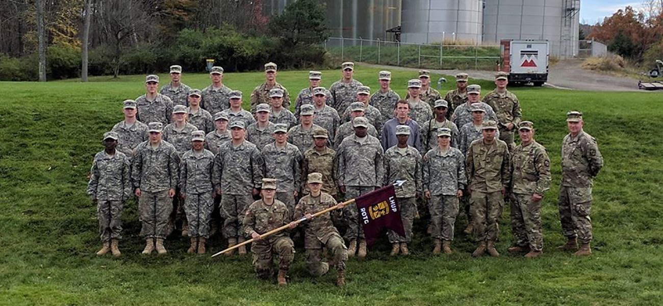 lock haven rotc
